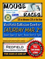 3rd Annual St. Francois County Rotary Mouse Race