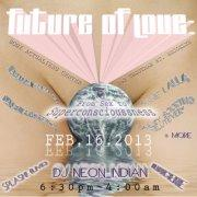 Future of Love: From Sex to Superconsciousness Evening...