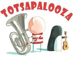 Totsapalooza - A Day with Oliver Jeffers