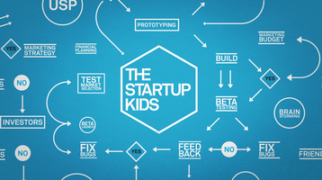 "Screening: ""The Startup Kids"" documentary + fireside..."