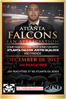 Atlanta Falcons Meet and Greet