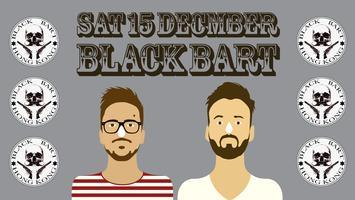 An Indie Christmas Party with Black Bart