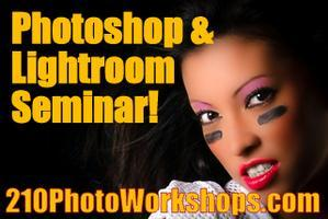PhotoShop and Lightroom Workflow Class