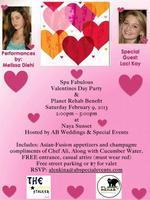 Spa-Fabulous Valentines Day Party/Laci Kay & Melissa Diehl.