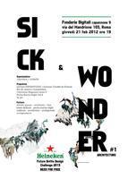 SICK & WONDER # 1 | HEINEKEN PECHA KUCHA PARTY