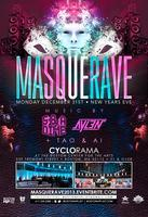 New Year's Eve MasqueRave 2013 - SOLD OUT