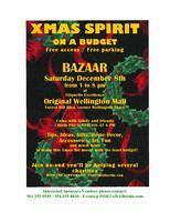 XMAS SPIRIT BAZAAR & MUSIC