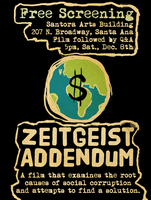 Zeitgeist Addendum Film Screening