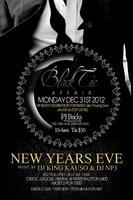 """Black Tie Affair"" New Years Eve Celebration"