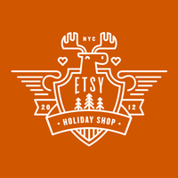 Etsy Holiday Shop – Holiday Cupping With Blue Bottle