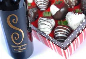 Dipped in Chocolate Wine Tour