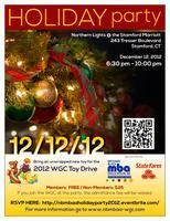 National Black MBA Association WGC Holiday Party