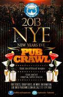 New Year's Eve PubCrawl San Francisco