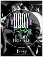 Celebrate your birthday Friday @ The Brand New Body Lounge...