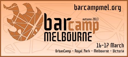 BarCampMelbourne 2013