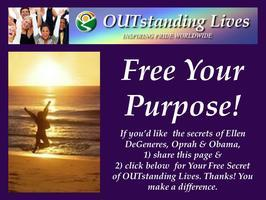 Free Your Purpose with Your Free Secret