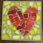 BYOB Mosaic Class - Valentine's Day Celebration