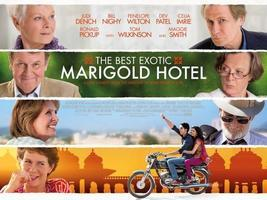 The Best Exotic Marigold Hotel ~ Movie Night and...