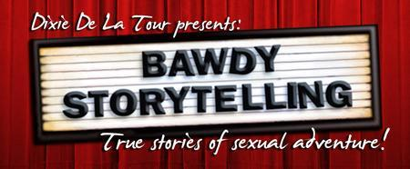 Bawdy's 'Storytelling for Perverts' Workshop (SF)