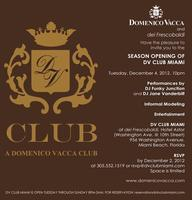 DOMENICO VACCA and dei Frescobaldi have the pleasure to...