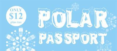 PP_2013, Polar Passport, Valid 12/3/12 - 3/31/13