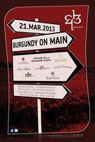'Burgundy on Main' @ 1313 Main