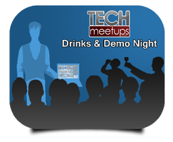 TechMeetups Drinks & Demo Night! London May 2013...