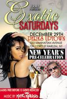 2night!!! PRE - NEW YEAR'S EVE CELEBRATION **EVERY1...