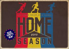 Auld Reekie Roller Girls Home Season 2: The Final!