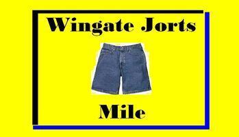 Inaugural Wingate Jorts Mile