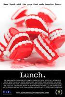 Screening of LUNCH -- plus Q&A with the filmmaker....