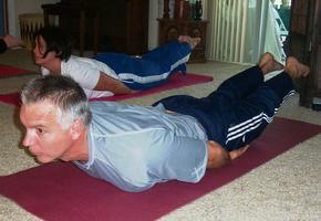 I Fall 4 Yoga Winter Event
