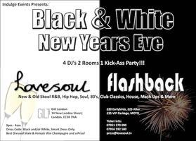 Lovesoul & Flashback NYE at Gilt Bar