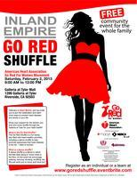 Inland Empire Go Red Shuffle