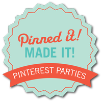 Pinned it! Made it! Pinterest Party - December : DIY...