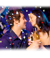 New Year's Eve Singles Party - SOLD OUT - NO MORE...