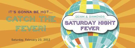 Denim & Diamonds: Saturday Night Fever