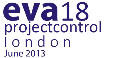 EVA18 Earned Value Control : Success is a Project...