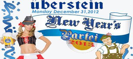 Uberstein Wrigleyville New Year's Eve 2013