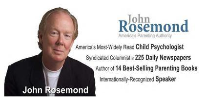 "Dr. John Rosemond - ""Keys to Effective Discipline""..."