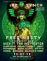 RE:SYNC - w/ FREQ NASTY, WICK-IT THE INSTIGATOR ++