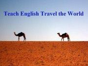 Get a TEFL Qualification with a TESOL Certification!...