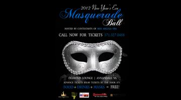 2012 New Year's Eve Masquerade Ball