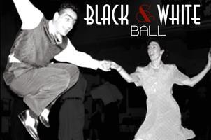 New Year's Eve Black & White Ball at MKT BAR