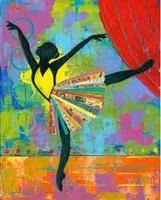 Kids Summer Camp - Abstract Art - Modern Dance