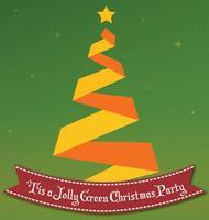 CoCoon - Tis Jolly Green Christmas Party