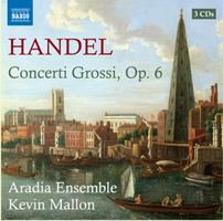 Aradia's Handel Concerti Grossi 3CD launch - Get your...