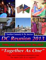 DC Reunion 2013 (Namibian Community in the Americas)