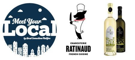 MEET YOUR LOCAL - Wine Pairing at Ratinaud