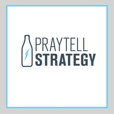 Praytell Strategy logo